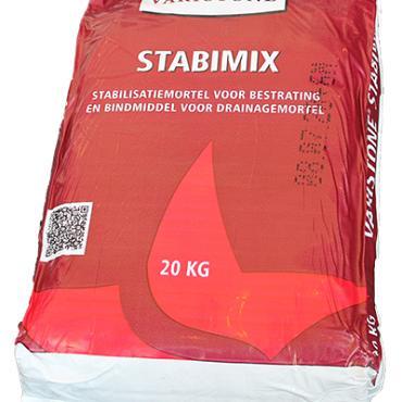 Varistone Stabimix 20 kg Grijs
