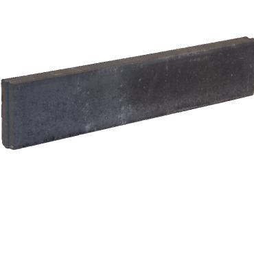 Opsluitband 6x20x100 zwart